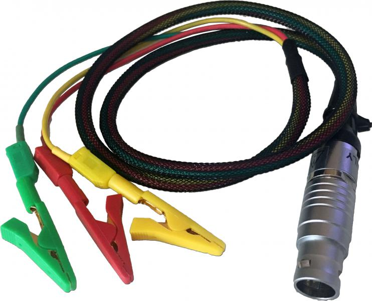 EC162 Electrode Cable for Potentiostats