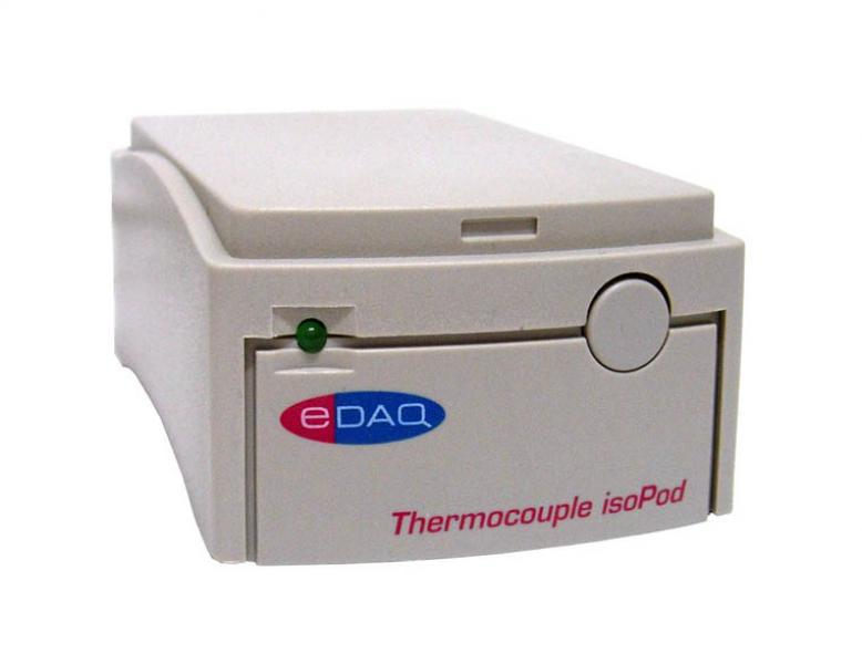 EPU356 Thermocouple isoPod™  with USB