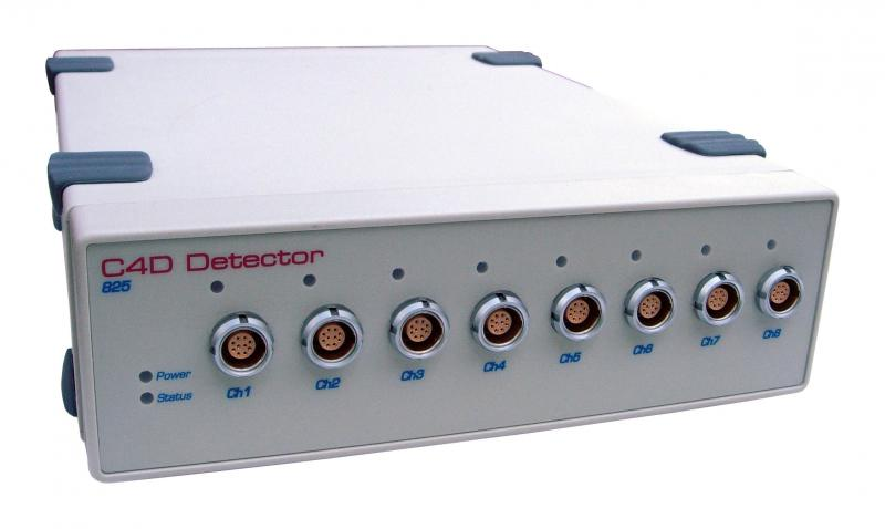 ER825 Multi-Channel Contactless Conductivity Detector
