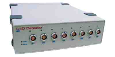 ER825 C4D Multi-Channel Contactless Conductivity Detector